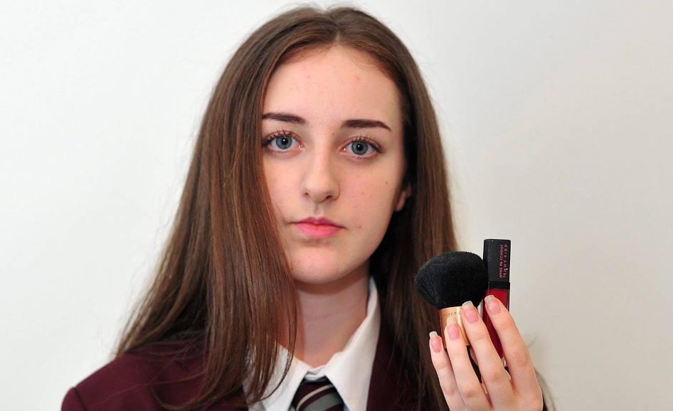 schools makeup