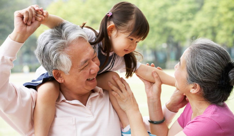 Can a child decide to live with a grandparent?